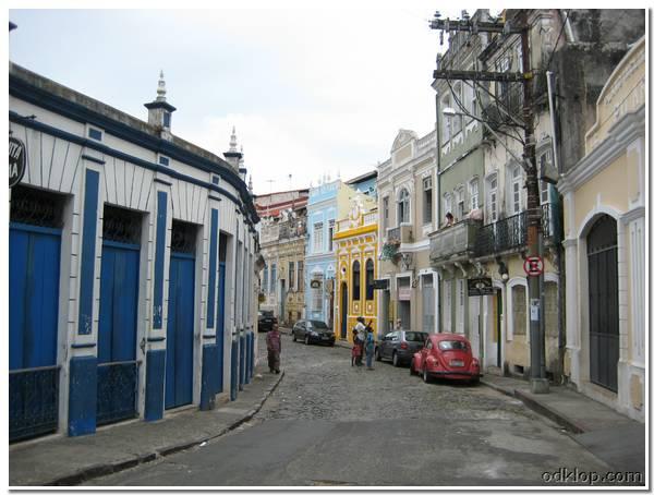 Brazilija - Salvador