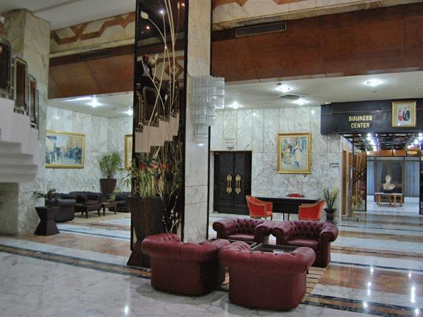 Diplomat Hotel, slika 1