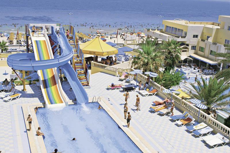 Sousse City and Beach Hotel, slika 1